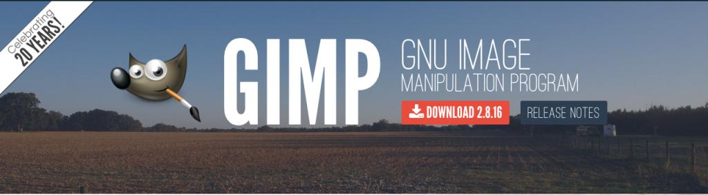 Free Photo Editing Tool GIMP