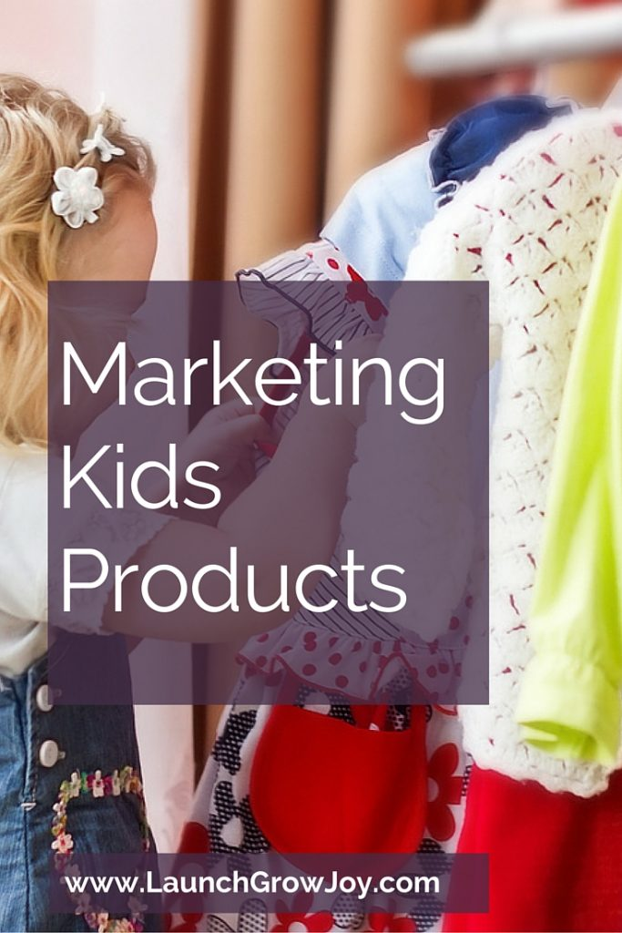 Marketing Kids Products