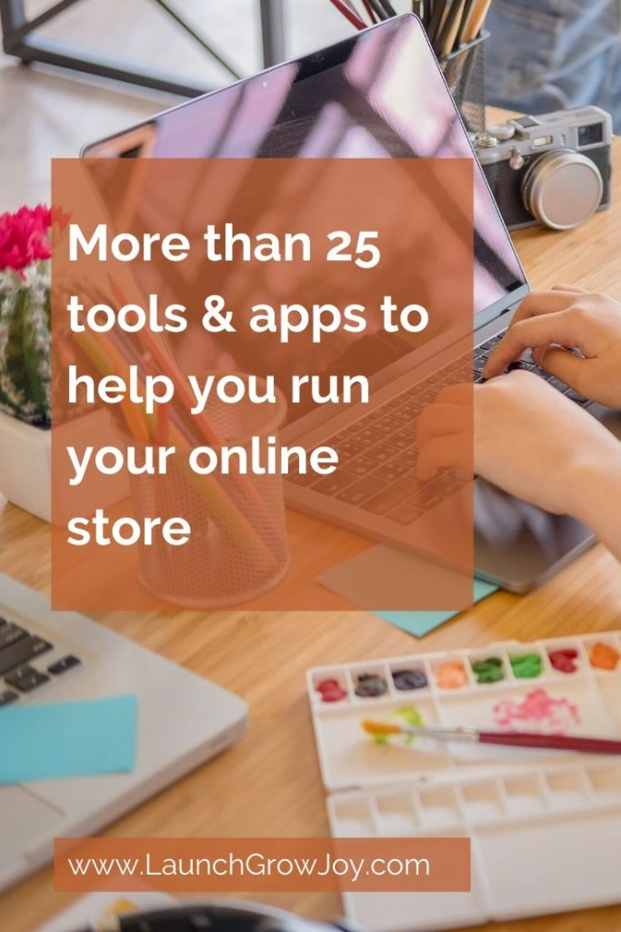 Apps tp run your online store