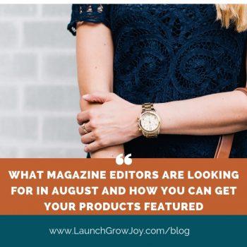 Beauty PR - Magazines