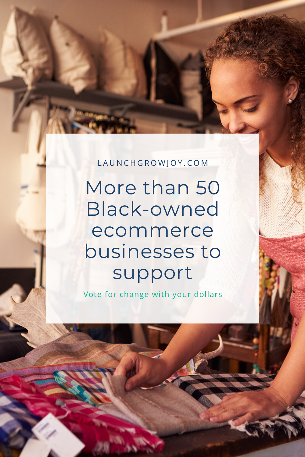 Black owned ecommerce businesses