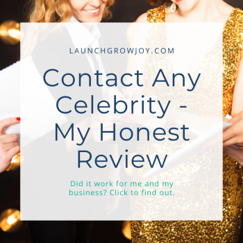 Contact any celebrity honest review