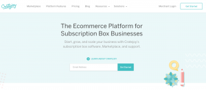start a subscription box business