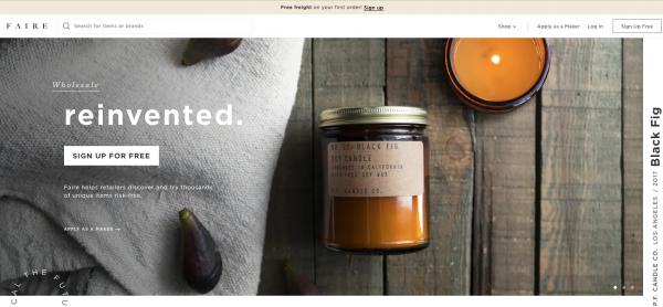 sell wholesale - faire.com