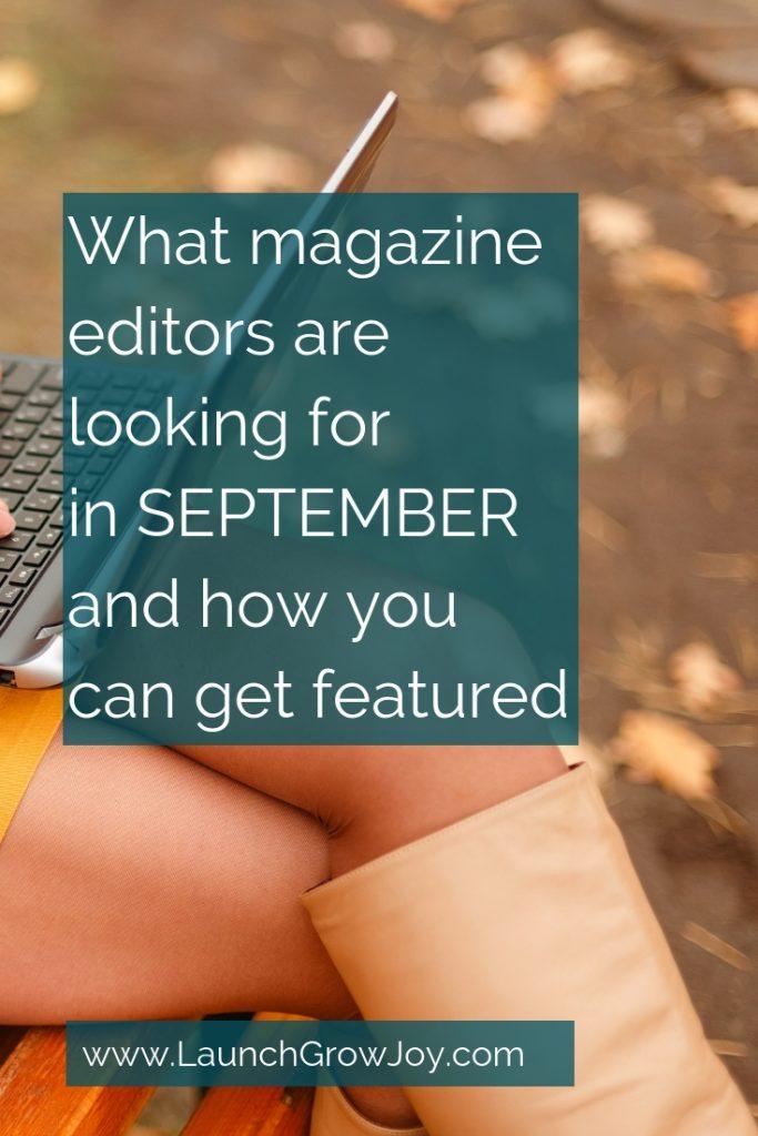 Fashion PR Magazine PR