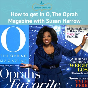 how to get in oprah magazine