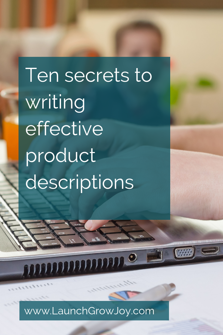 10 secrets to writing badass product descriptions your
