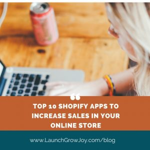 Shopify apps to increase sales