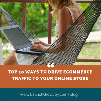 Top 10 ways to drive ecommerce traffic to your online store