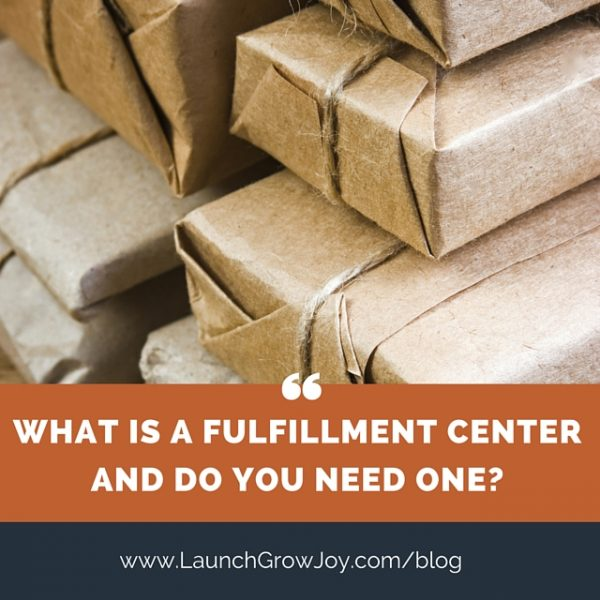 What is a fulfillment center and do you need one or your ecommerce business