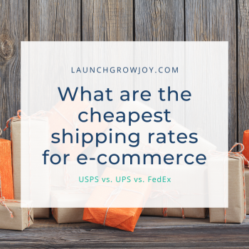 cheapest shipping rates