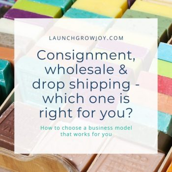 consignment wholesale