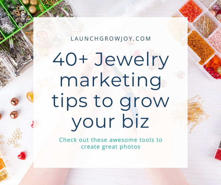 Do You Sell Jewelry Here Are 45 Jewelry Marketing Tips