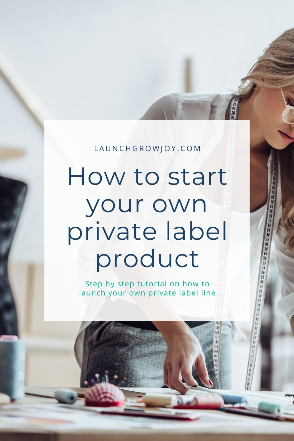 starting a private label product