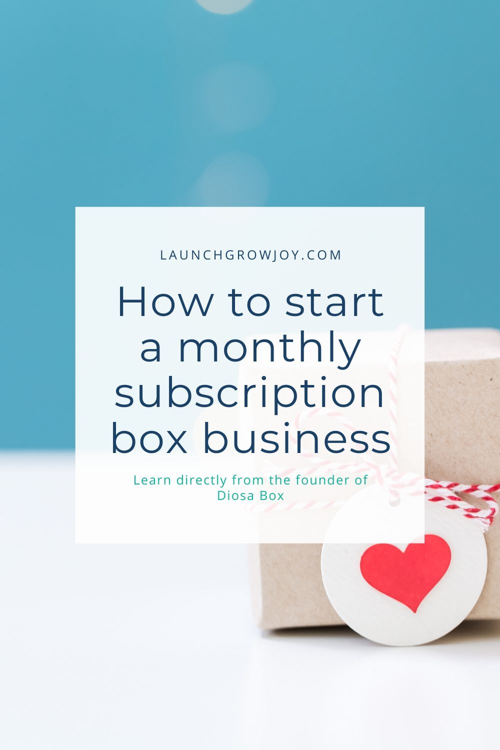 starting a subscription box business