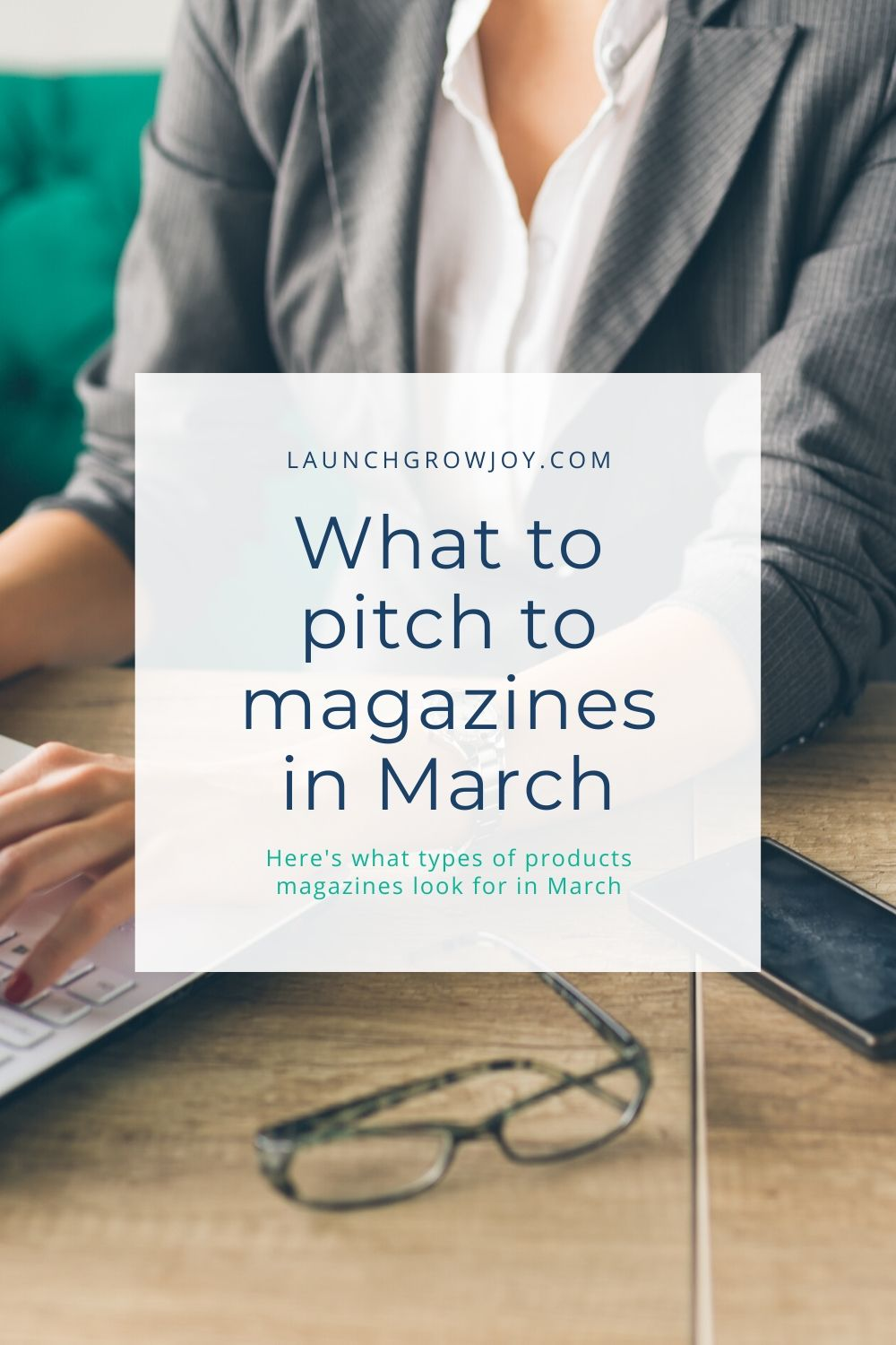 what products to pitch in march