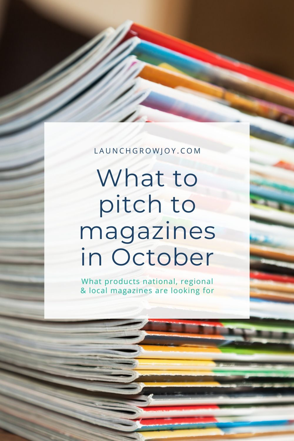 what to pitch magazines (1)
